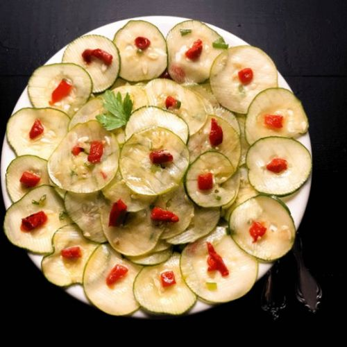 Cajun Marinated Cucumber Salad