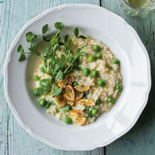 Making This Spring Risotto Feels Like Meditation