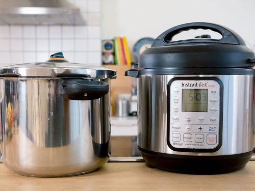 Watch: Does the Instant Pot Beat a Traditional Pressure Cooker?