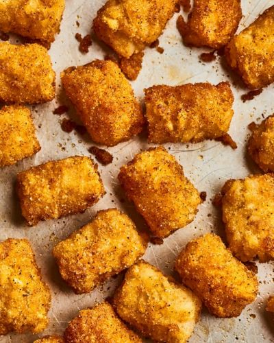 The Secret to Even Better Tater Tots Is Already in Your Pantry