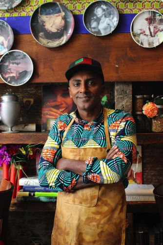 Marcus Samuelsson Celebrates Black Food