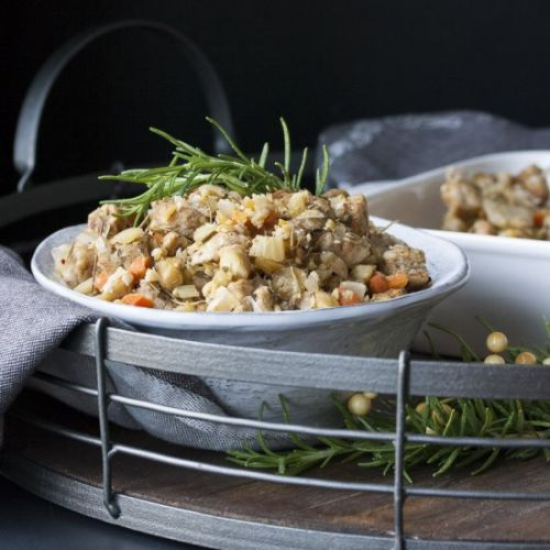 Protein Packed Vegan Stuffing