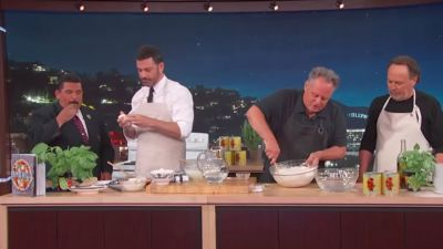 Watch Pizza Virtuoso Chris Bianco Make a Pie With Billy Crystal and Jimmy Kimmel