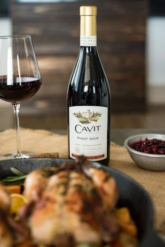 Herb Roasted Cornish Hens and Pinot Noir