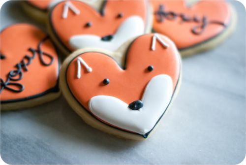 Wednesday Replay: 10 Ideas for Valentine Decorated Cookies