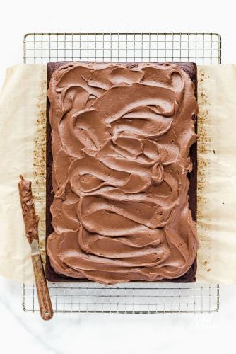 Quick and Easy Chocolate Cream Cheese Frosting