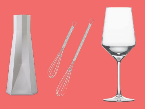 Wine Glasses, a Teeny Whisk, and More Things to Buy This Week