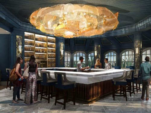 Disney World Is Getting an Upscale Beauty and the Beast Bar