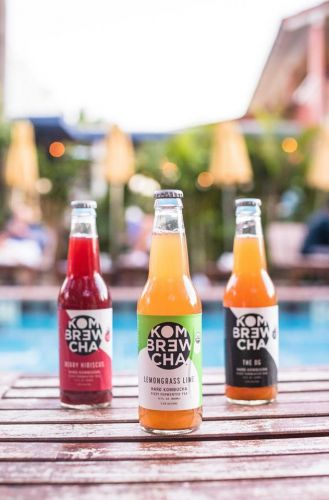 Kombrewcha: Hard Kombucha. If You Don't Know, Now You Know!