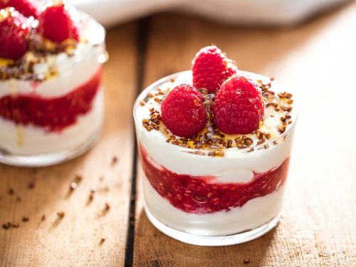 Cranachan (Scottish Whipped Cream With Whisky, Raspberries, and Toasted Oats)