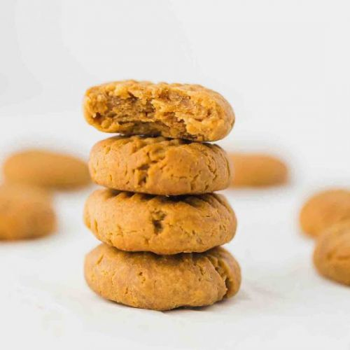 Keto Peanut Butter Cookies