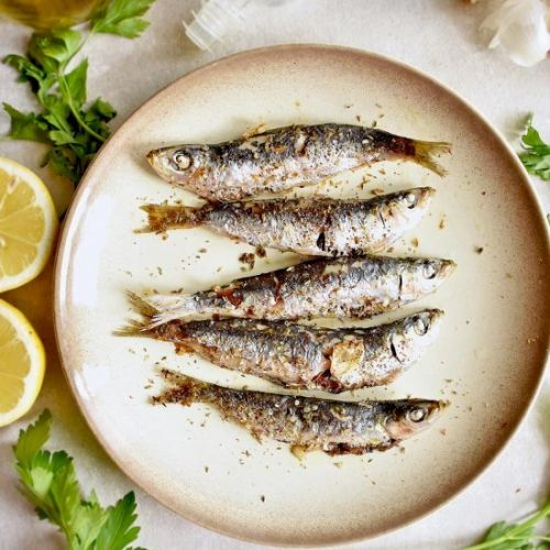 15-Minute Fresh Roast Sardine