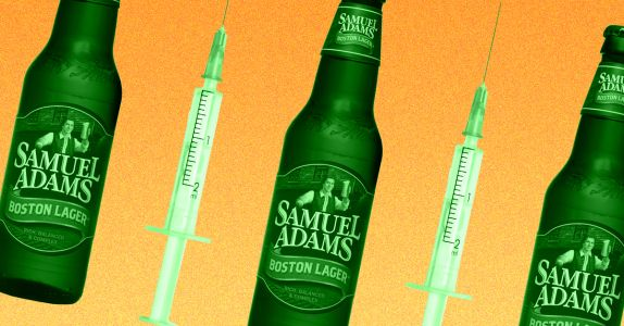 Beer and a Shot? Sam Adams Will Buy You a Beer if You Get Vaccinated