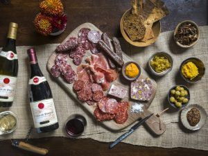Côtes du Rhône: Charcuterie and Wine Tips for the New Year