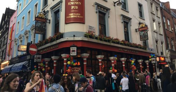 Historic London Pub Granted Nudist License