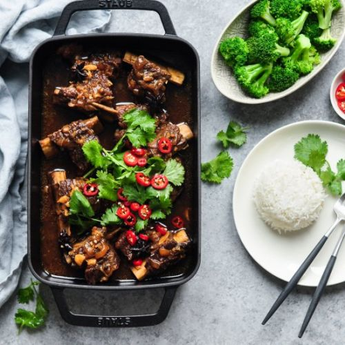 Asian Beef Short Ribs