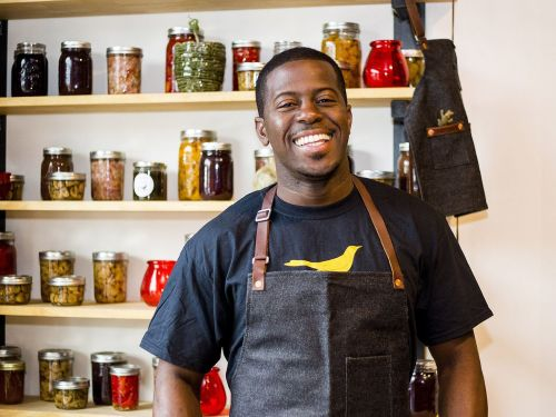 Star Chef Edouardo Jordan's First Bar Is About to Open in Seattle