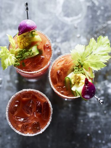 4 Easy Tips For Creating the Best Bloody Mary Bar at Your Next Tailgate