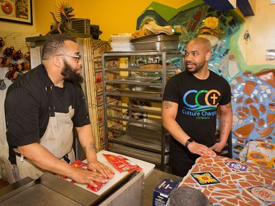 How One Chef Is Using Food to Explain the Injustices of Mass Incarceration