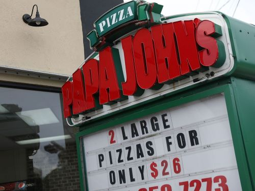 Papa John's Drops the Apostrophe in Hopes That People Will Forget About Its Disgraced Founder
