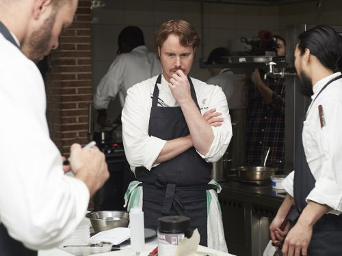 Chicago Trailblazer Grant Achatz Represents the US on 'The Final Table'