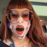 30 Halloween Costumes That Incorporate Face Masks So You Can Creep It Real This Year