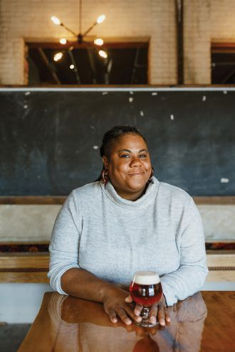 Dr. J. Nikol Jackson-Beckham Is Brewing a Better Beer World