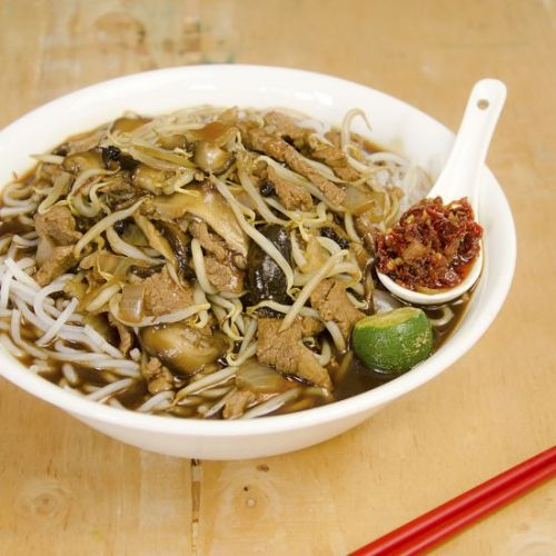 Taiwanese Style Beef Noodles