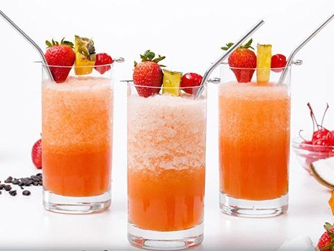 It's Finally Summertime, and the Sipping is Easy!