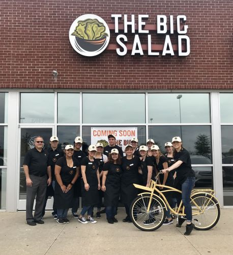 The Big Salad's New Woodhaven Restaurant Opening July 11