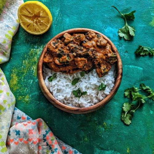 Bhindi Masala Gravy / Ladies Finger
