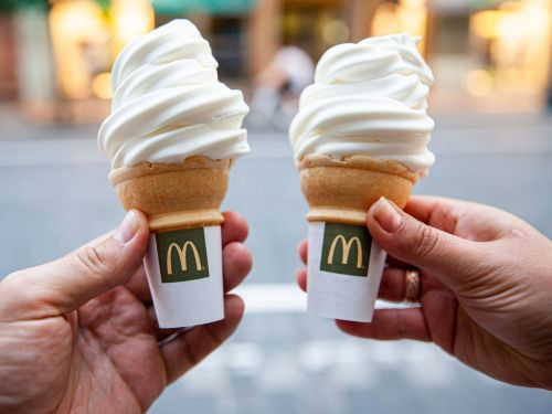 Is Your Local McDonald's Soft-Serve Machine Broken? This Map Will Tell You