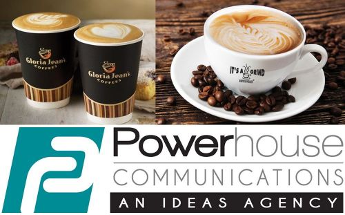Gloria Jean's Coffee and It's a Grind Franchises Retain Powerhouse Communications to Lead PR Programs