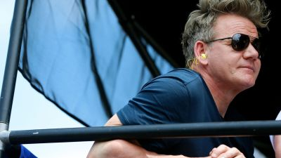 Gordon Ramsay Wishes His Father-in-Law Well After He Hacked Into the Chef's Emails