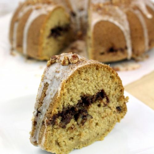 Brown Sugar Pecan Coffeecake