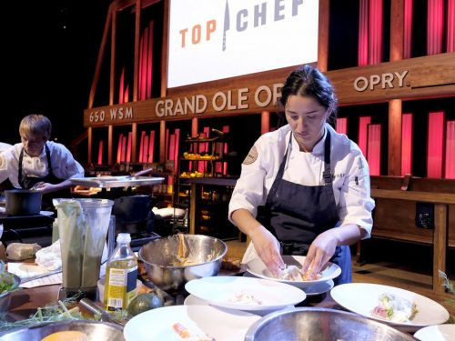 'Top Chef Kentucky' Recap: Cookout at the Grand Ole Opry