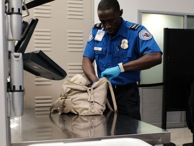 TSA Agents Are Now Screening Your Carry-On Food