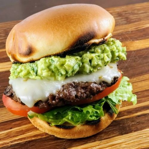 Avocado Burger