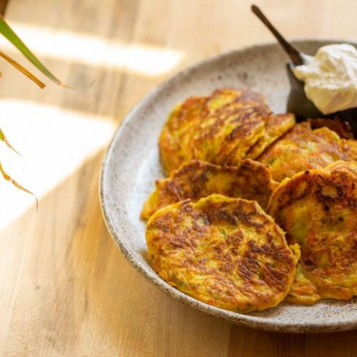 A Tasty Chayote Cakes Recipe!