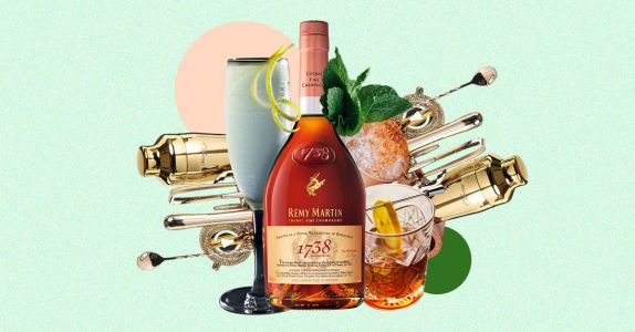 Recreate These Classic Cocktails with Rémy Martin Cognac and Blow People Away