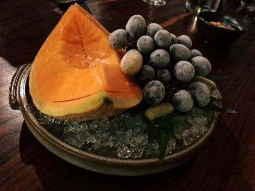 Momofuku Now Serves Fruit on a Plate