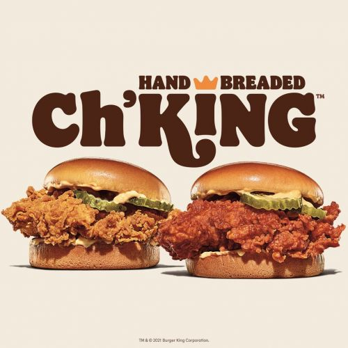 The Wait Is Finally Over. The New Burger King Hand-Breaded Ch'King Is Here, and It Might Be as Good As the Whopper