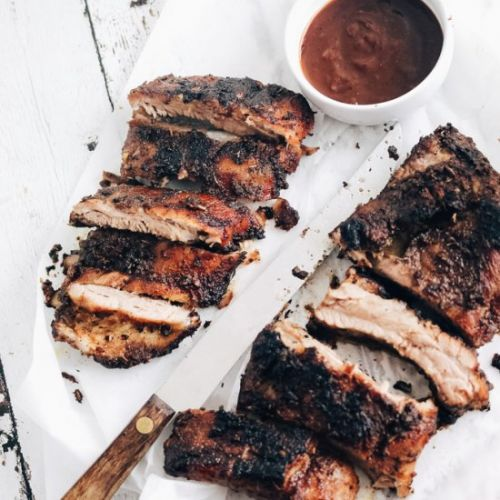 Healthy Baby Back Ribs