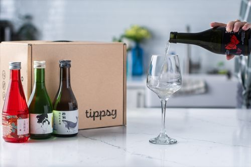 Tippsy Curated Sake Box Giveaway