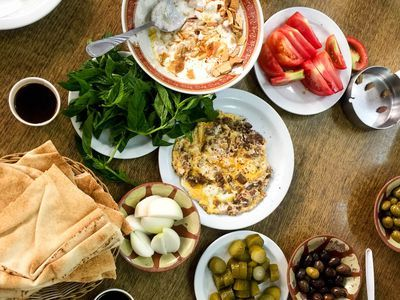 The Definitive Guide to Breakfast in Beirut