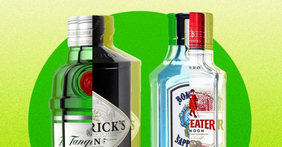 The Difference Between Bombay, Tanqueray, Hendrick's, and Beefeater, Explained