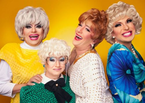 Join The Golden Girls for Drinks on the Lanai