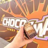 This Massive Candy Bar at the Avengers Campus Is Big Enough to Feed a Family of 4