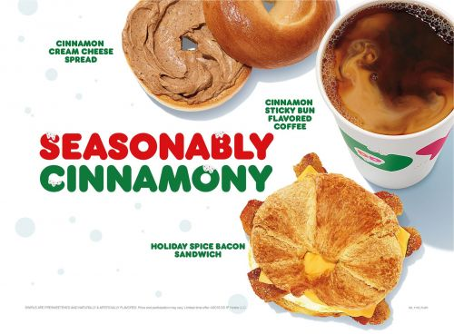 Dunkin' Brings Holiday Spice and Everything Nice to its Seasonal Celebration
