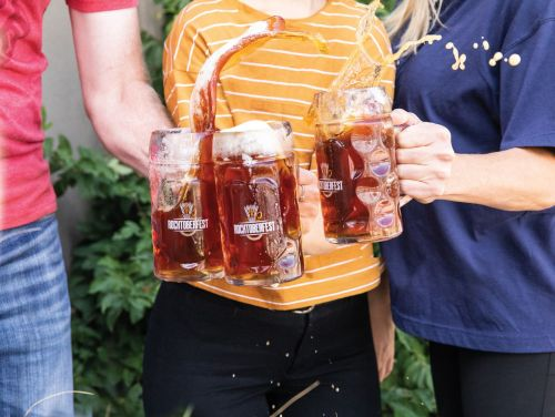 Raise a Glass at Rock Bottom's Renowned Rocktoberfest